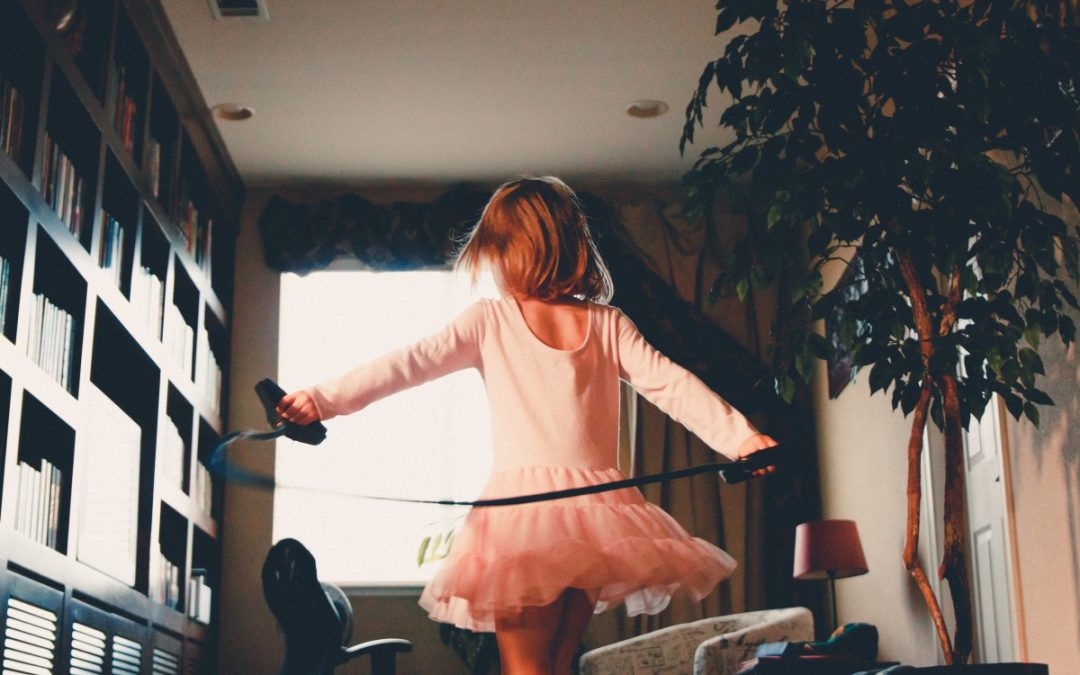 Tired Parenting: Getting Back in the Game